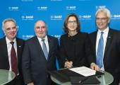Neue Standortvereinbarung für BASF in Ludwigshafen