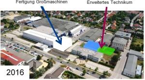 Wittmann Battenfeld: Zahlreiche Werkserweiterungen stehen an