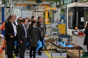 """12. Branchentag des """"Kunststoffland NRW"""" bei Hennecke"""