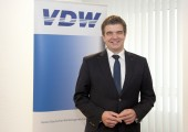 Heinz-Jürgen Prokop übernimmt  VDW-Vorsitz