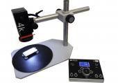 Bauteile mit vierfacher Full-HD-Auflösung prüfen