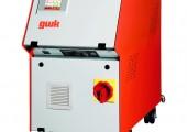 Anschlussfertiges Heiz- und Kühlgerät mit indirekter Kühlung