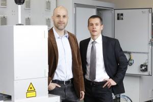 Unternehmensgründung: Evosys Laser