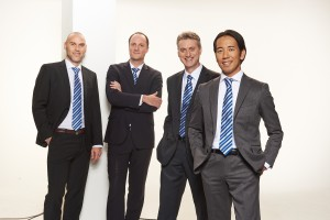 Sumitomo (SHI) Demag mit neuer Organisation