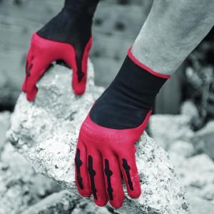 Handschuhe mit Anti-Rutsch-Eigenschaften (Bildquelle Hexpol TPE)