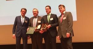 Hartwig Meier mit Georg-Menges-Preis 2016 ausgezeichnet