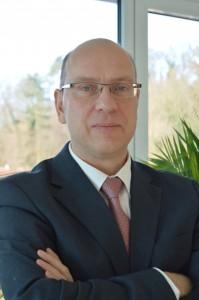 Jens Christoph ist Kaufmännischer Leiter und Prokurist bei Riegler in Mühltal. (Bildquelle: Wirthwein)