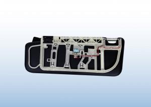 PP-Leichtgewicht reduziert Teile bei Mercedes Benz
