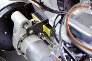Linearwegsensor in der additiven Fertigung