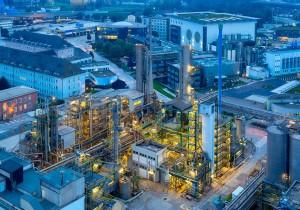 Borealis plant Investition in den Standort Linz