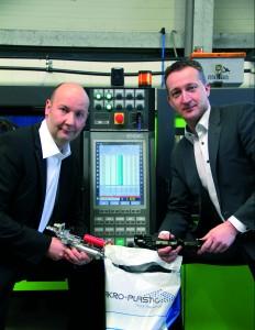 Plasmatreat und Akro-Plastic entwickeln Lösung für Metall-Kunststoffverbünde