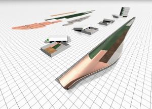 Sandwich-Bauteile schneller konstruieren und simulieren