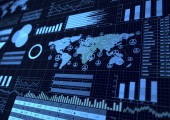 Die Auswertung von Maschinendaten in Echtzeit gehört zu den anspruchsvollsten Bereichen von Big Data, denn Sensoren generieren Daten, zum Beispiel Temperatur oder Energiedaten, heute im Sekundentakt oder schneller. Binnen weniger Stunden entstehen so Datenberge im Terabyte-Bereich.  (Bildquelle: Danil Melekhin – iStock.com)