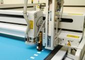 Laserschneiden, Etikettieren, Drucken in einem Arbeitsgang