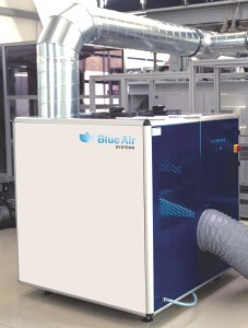Zur energieeffizienten Werkzeugentfeuchtung im geschlossenen System