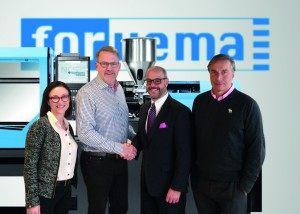 Feddersen-Gruppe kauft Forvema AB