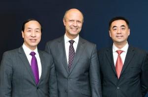 Chemchina schließt die Übernahme der Krauss-Maffei-Gruppe ab