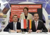 Polen wird Partnerland 2017