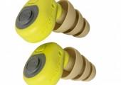Die Gehörschutzstöpsel ermöglichen eine dynamische Regelung der Außengeräusche. (Bildquelle: 3M)