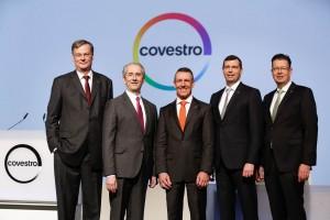 Covestro zahlt erste Dividende
