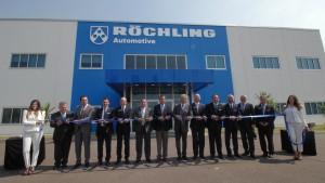 Röchling Automotive nimmt erstes Werk in Mexiko in Betrieb