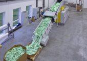 Recycling von biologisch abbaubaren Kunststoff-Folien aus Produktionsabfällen