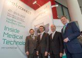 Neue Medizintechnik-Messe in Nürnberg: MT-Connect