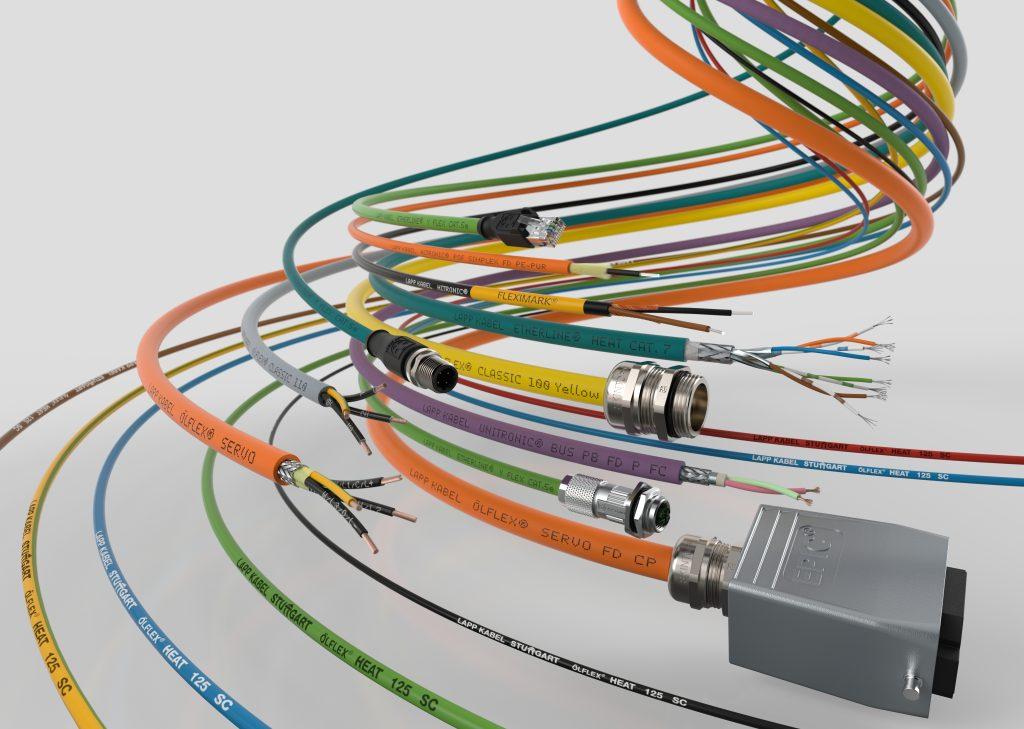 Kunststoff macht Kabel zum Tausendsassa