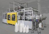 Blasformmaschinen für Milchverpackungen
