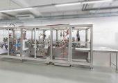 Infusionsbeutel-Produktion zwischen 40 und 6.000 ml