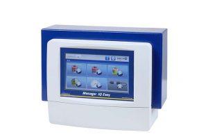 Zentrale Überwachung elektrostatischer Aufladungen