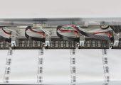 Schneller Multi-Kopf Thermotransfer-Drucker mit 12 Köpfen