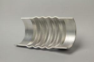 Kunststoff-Metall-Verbund in einem Schritt produzieren