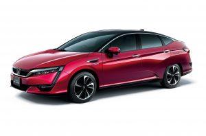Das Bauteil im rückwärtigen Stoßfänger besteht aus PA 6-basiertem faserverstärkten Verbundmaterial und einem Hochleistungskunststoff. (Bildquelle: Honda Motor)