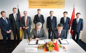 Contitech plant neues Schlauchwerk in China