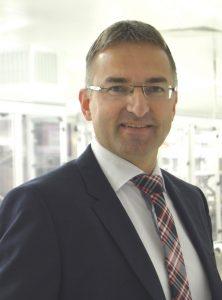 Seit dem 1. Juni 2016 ist Dr. Thomas Jakob Leiter der Geschäftseinheit Medizintechnik von Wirthwein, Creglingen. Er übernimmt damit zugleich die Gesamtverantwortung für den Medizintechnikhersteller Riegler, einer 100-prozentigen Tochter von Wirthwein. (Bildquelle: Wirthwein)