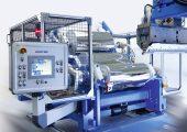 Sparsamer 3-Schicht-Folien-Extruder