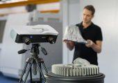 3D-Sensor vereinfacht Messfeldwechsel