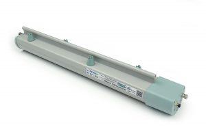 Mit einem Arbeitsabstand von 200 bis 1.500mm eignet sich die Elektrode für sehr weitreichende Anwendungen (Bildquelle: Meech)