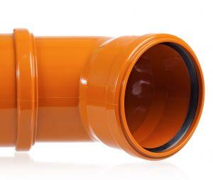 Das Material ist zum Einsatz als Dichtung für drucklose Wasser- und Abwasserleitungen vorgesehen. (Bildquelle: Teknor Apex)