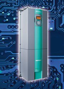 Der flüssigkeitsgekühlte Frequenzumrichter für Leistungen von 30 bis 1.800kW (Bildquelle: Gefran)