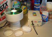 Erkennt Kunststoffsorte in wenigen Sekunden