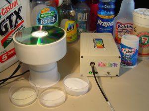 Einsatzgebiet: Kunststoff-, Metall-, Glas-, Umwelt- und Dünnfilmanalytik (bildquelle: SI Scientific Instruments)