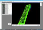 Neue 3D-Befehle und Darstellungsoptionen für die Punktewolke