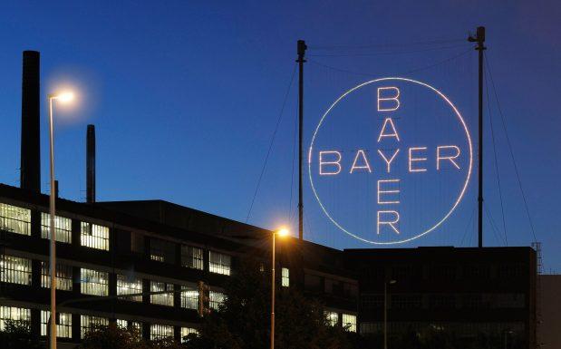 Platz 2 der größten deutschen Chemieriesen: Vizekusen? Bayer belegt mit einem Jahresumsatz 46,3 Mrd. Euro im Jahr 2015 den 2. Platz. (Bild: Bayer)
