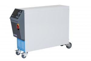 Temperiergeräte mit geregelter Pumpe