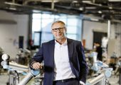 Von Hollen wird Präsident von Universal Robots