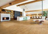 Höhere Beständigkeit und mehr Komfort bei dekorativen Böden