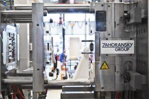 Zahoransky Formenbau firmiert um