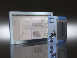 Prozessüberwachungs- und -regelungssystem (Bildquelle: Kistler)